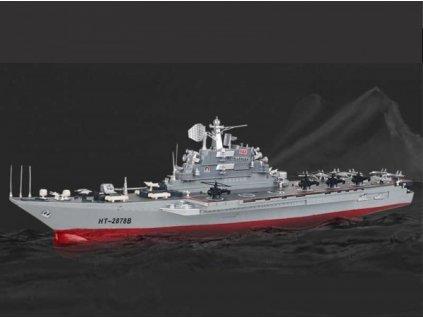 letadlova lod minsk rc model lodi