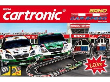 "Autodráha Cartronic Car-Speed ""BRNO"" - 7,20m"