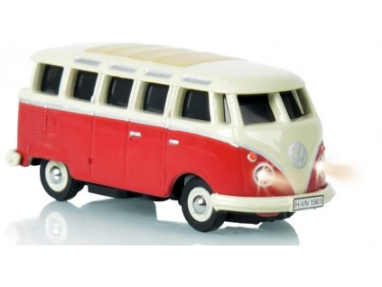 RC autíčko CARSON VW T1 Samba 1:87