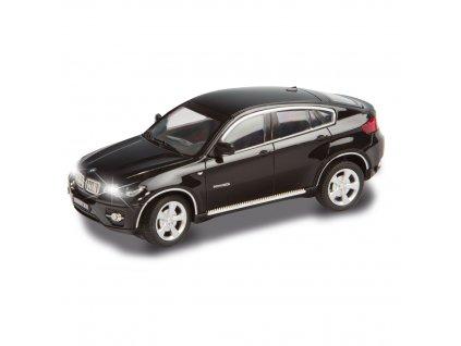 RC mini autíčko BMW X6 čierne