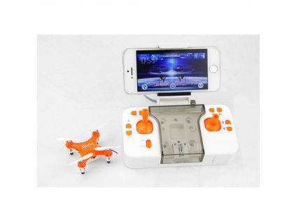 MINI Droník Funtom 1W, FVP, oranžový