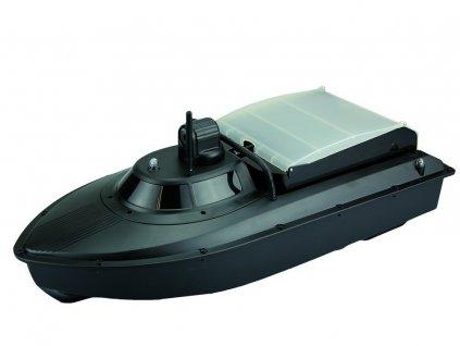 RC Zavážacia loď so sonarom 61cm V3 2,4GHz na 2kg krmiva RTR sklápacia