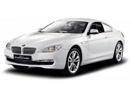 RC auto BMW 6 RASTAR 1:14 - biele