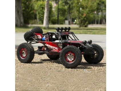 RC auto buggy Eagle 3 RTR 4WD 1:12, červená