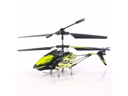 Malý IR RC vrtuľník s gyroskopom WL REX