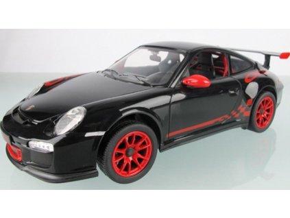 RC auto Porsche 911 GT3 RS, čierna 1/14