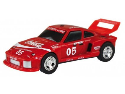 Model Porsche Turbo 935 - červený 1:43