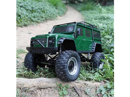 RC Land Rover Defender 1/8 - 50cm - zelený