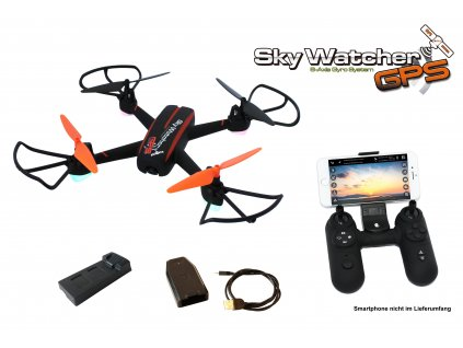 Dron SkyWatcher GPS FPV Follow ME