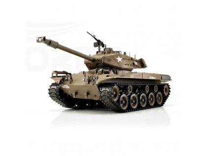 RC tank M41A3 WALKER BULLDOG BB+IR 1:16 2,4GHZ