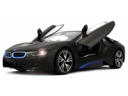Rc Licencované auto  BMW i8 1:14 RTR – čierna
