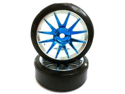 Kołesá na Drift 1/16 2ks. - 09003PB modré