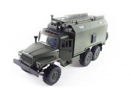 URAL 6x6 proporcionálny vojenský rc truck 1:16 RTR