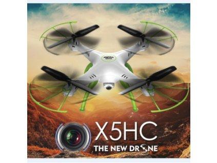 SYMA X5cH PRO - 50 minút letu + barometer + HD kamera