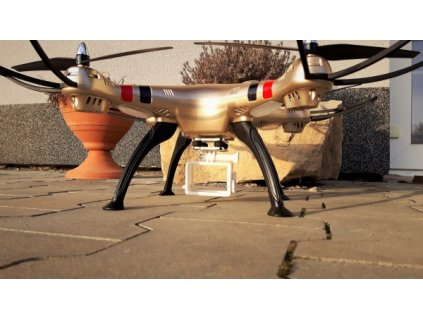 SYMA X8H Rc dron s GoPro nosičom