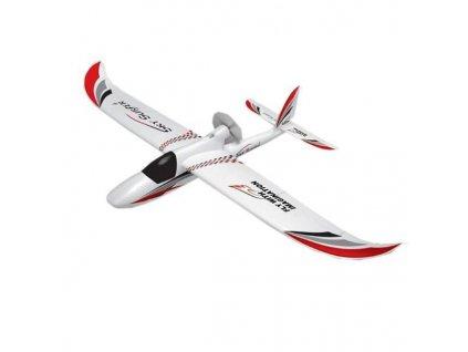 RC lietadlo SKY SURFER 1400 4CH červený