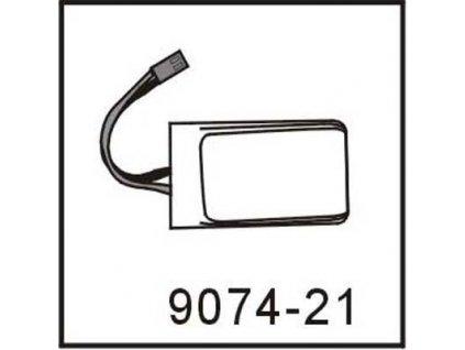 9074-21, akumulátor pre craft 9074