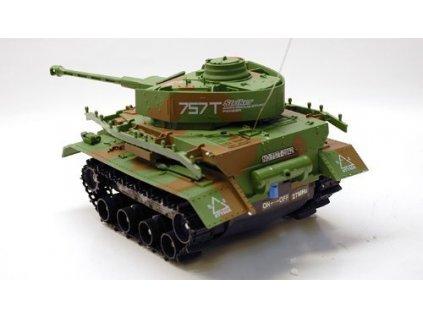 Obojživelný RC tank Challenger