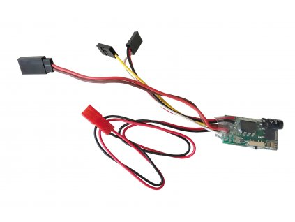 Multi-Switch modul pre ovládanie napr. prevodovky alebo navijaku