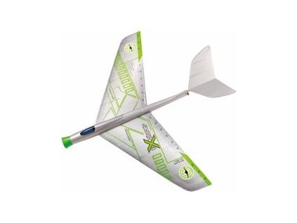 Lietadlo EXPLORER vystreľovacie z praku 30x28 cm