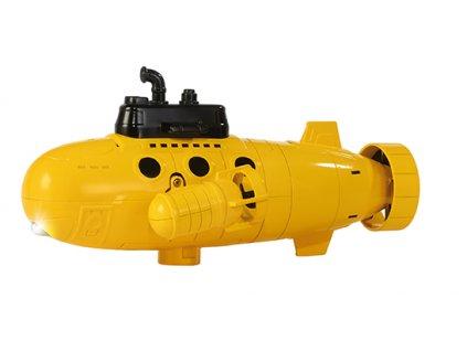 Veľká rc ponorka EXPLORER s osvetlením 40 Mhz a dosahom 12m