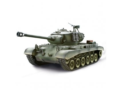 RC Tank M26 PERSHING SNOW LEOPARD BB 2,4 Ghz 1:16