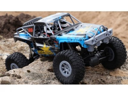 Odolný pomalší rc crawler HOT MONSTER 4x4