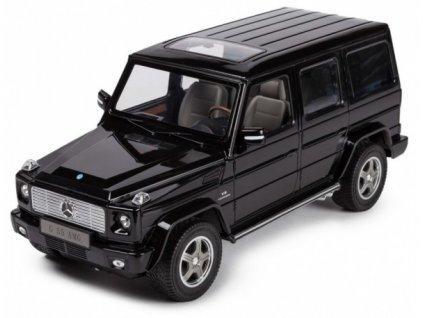 RC licencované auto Mercedes-Benz G55 1:14 RTR – čierny