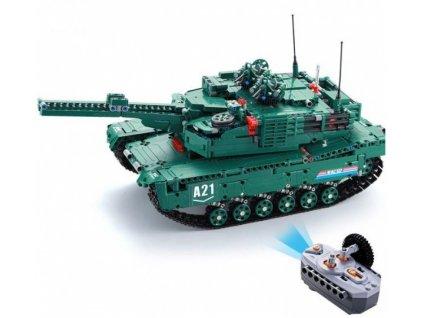 Obria stavebnica RC Tank - 1498 dielikov