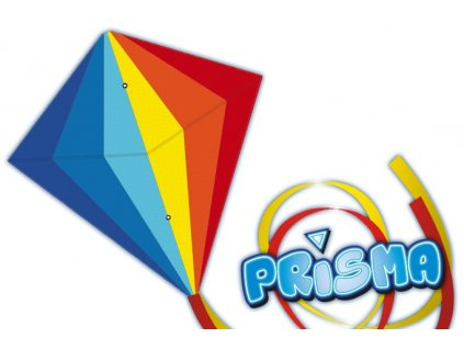Šarkan pre deti PRISMA 87x85 cm