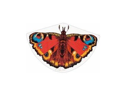 Šarkan pre deti motýľ PAVIE OKO 92x62 cm