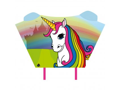 Sleddy Unicorn - vreckový šarkan