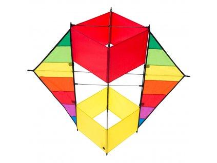 Šarkan pre deti F-Box Beach Rainbow