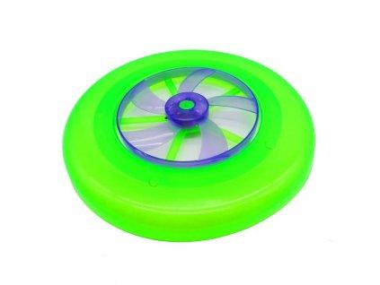 LIGHT UP Frisbee s LED a funkčním rotorom