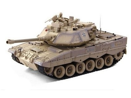 RC tank German Leopard 2 1:18 RTR ASG