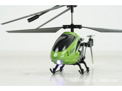Rc mini vrtuľník Cyclone 2,4Ghz