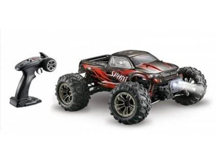 RC monster truck Spirit Q901 1/16 RTR - Červený