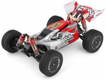 RC auto WL Evolution 1/14 4WD - Červený