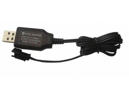 USB nabíjačka 4.8V 250mA SM