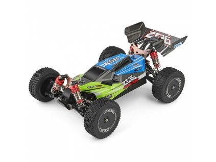 Rc auto WL Evolution 1/14 4WD - Modré