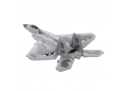 RC lietadlo Lockheed Martin/Boeing F-22 Raptor  2ch 2,4 Ghz