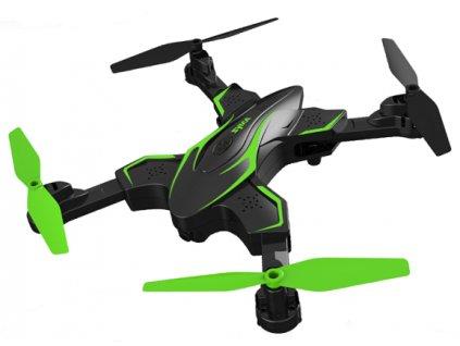 Skladací dron optickým držaním pozície Syma X56W