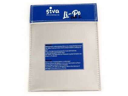 Siva Safe Bag Siva Li-Pol vel. L, 180x230 mm