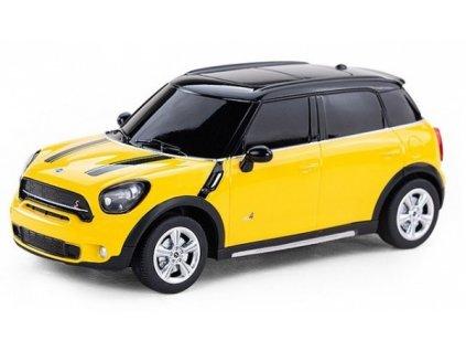 Rc auto MINI Cooper S Countryman 1:24 RTR – žltý