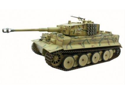 Rc tank Torro Tiger 1 1:16, IR, 2,4 GHz