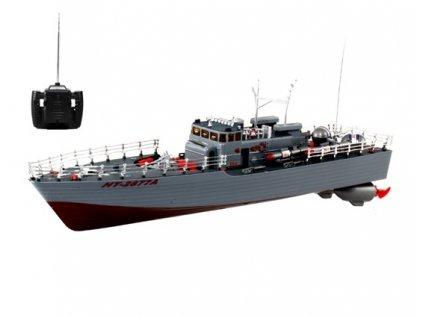 NQD RC loď Torpedo boat