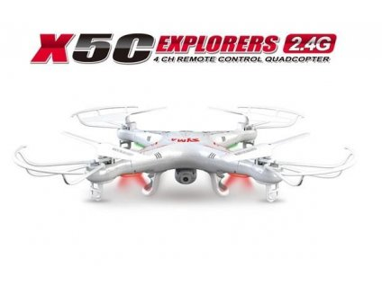 Jie-Star RC Dron Star X5C s HD kamerou