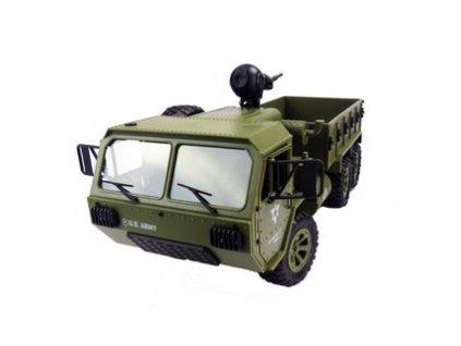RC model U.S. Military Truck s WiFi kamerou, 1:12, 6WD, 2,4 GHz, LED, RTR
