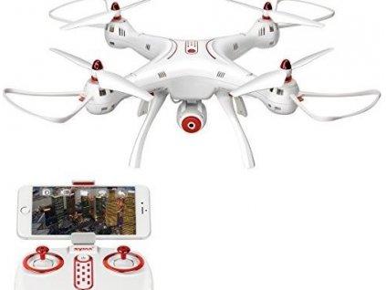 Dron SYMA X8SW - HD kamera, barometer, FPV prenos