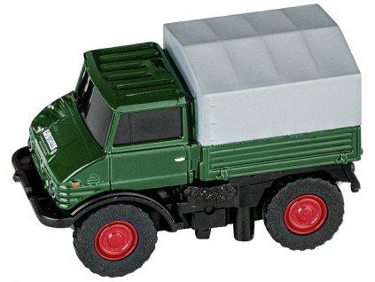 RC auto CARSON MB Unimog U406 Forst 1:87